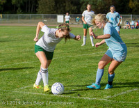 2211 Girls Varsity Soccer v Chief-Sealth 092214