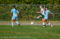 2248 Girls Varsity Soccer v Chief-Sealth 092214