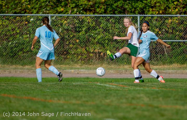 2248 Girls Varsity Soccer v Chief-Sealth 092214