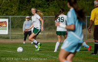 2326 Girls Varsity Soccer v Chief-Sealth 092214