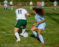 2349 Girls Varsity Soccer v Chief-Sealth 092214