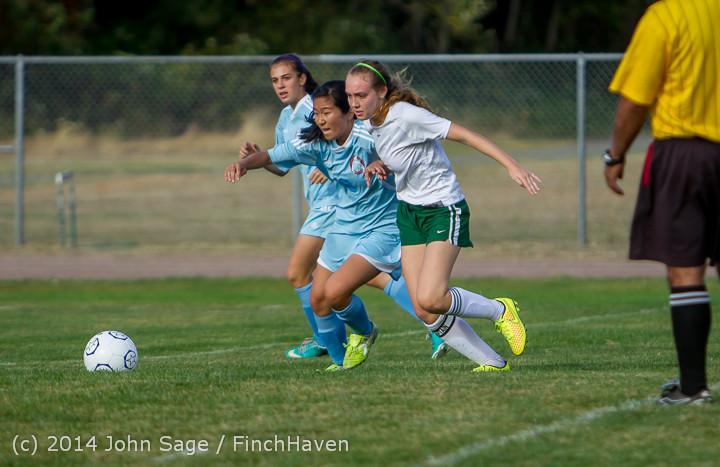 2473 Girls Varsity Soccer v Chief-Sealth 092214