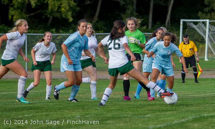 2636 Girls Varsity Soccer v Chief-Sealth 092214