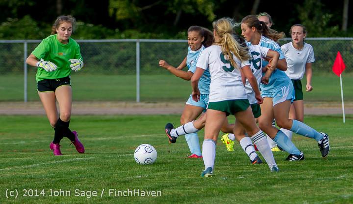 2644 Girls Varsity Soccer v Chief-Sealth 092214