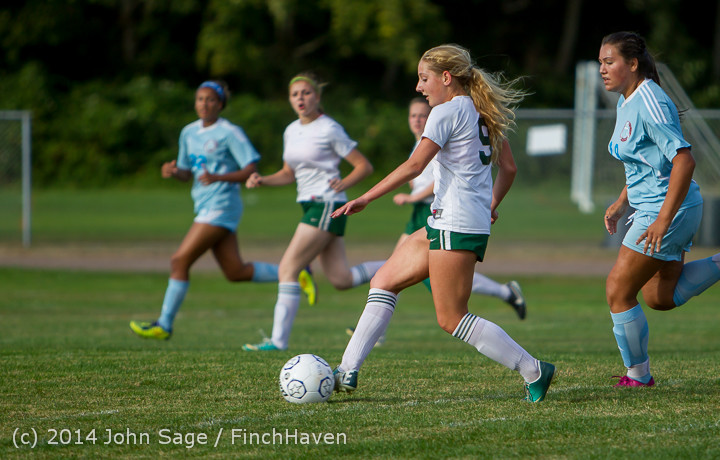 2686 Girls Varsity Soccer v Chief-Sealth 092214