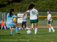 2703 Girls Varsity Soccer v Chief-Sealth 092214