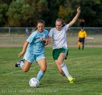 2708 Girls Varsity Soccer v Chief-Sealth 092214