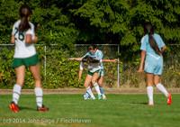 2736 Girls Varsity Soccer v Chief-Sealth 092214