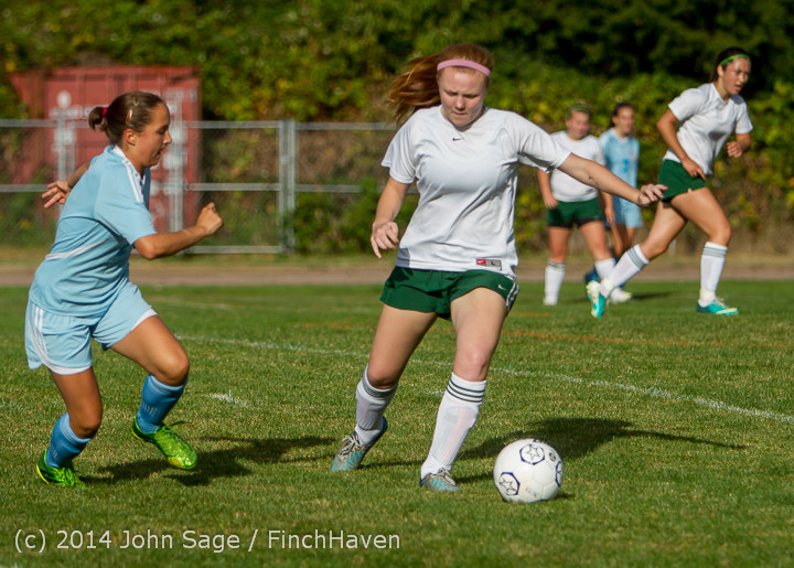 2739 Girls Varsity Soccer v Chief-Sealth 092214