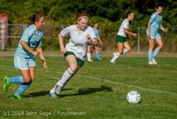 2741 Girls Varsity Soccer v Chief-Sealth 092214