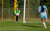 2761 Girls Varsity Soccer v Chief-Sealth 092214