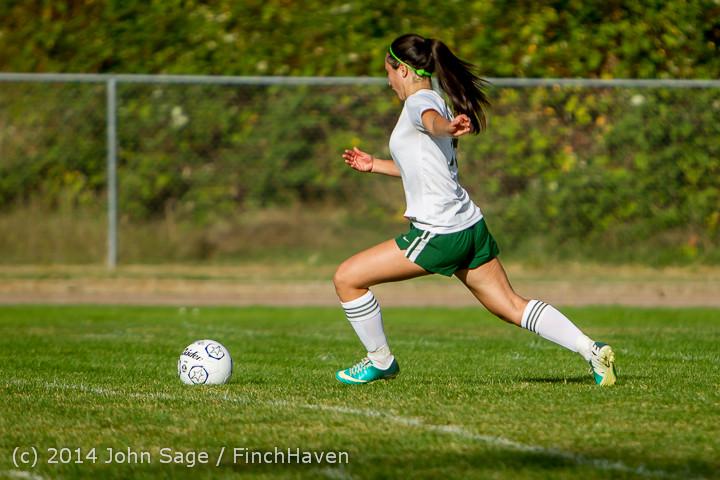2782 Girls Varsity Soccer v Chief-Sealth 092214