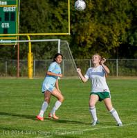 2793 Girls Varsity Soccer v Chief-Sealth 092214