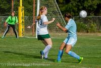 2811 Girls Varsity Soccer v Chief-Sealth 092214