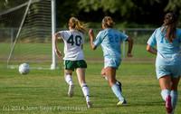 2819 Girls Varsity Soccer v Chief-Sealth 092214