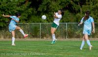 2861 Girls Varsity Soccer v Chief-Sealth 092214