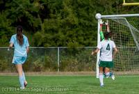 2863 Girls Varsity Soccer v Chief-Sealth 092214