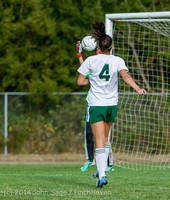 2867 Girls Varsity Soccer v Chief-Sealth 092214