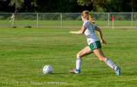 2903 Girls Varsity Soccer v Chief-Sealth 092214