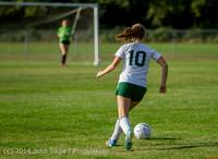 2905 Girls Varsity Soccer v Chief-Sealth 092214