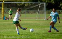 2913 Girls Varsity Soccer v Chief-Sealth 092214