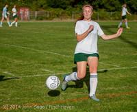 2933 Girls Varsity Soccer v Chief-Sealth 092214