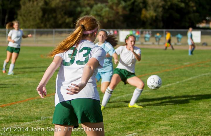 2948 Girls Varsity Soccer v Chief-Sealth 092214