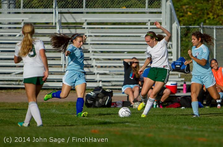 2966 Girls Varsity Soccer v Chief-Sealth 092214