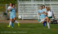 2972 Girls Varsity Soccer v Chief-Sealth 092214