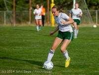 3015 Girls Varsity Soccer v Chief-Sealth 092214