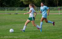 3030 Girls Varsity Soccer v Chief-Sealth 092214