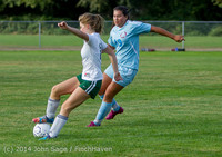 3036 Girls Varsity Soccer v Chief-Sealth 092214