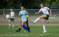3063 Girls Varsity Soccer v Chief-Sealth 092214