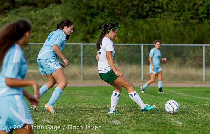 3098 Girls Varsity Soccer v Chief-Sealth 092214