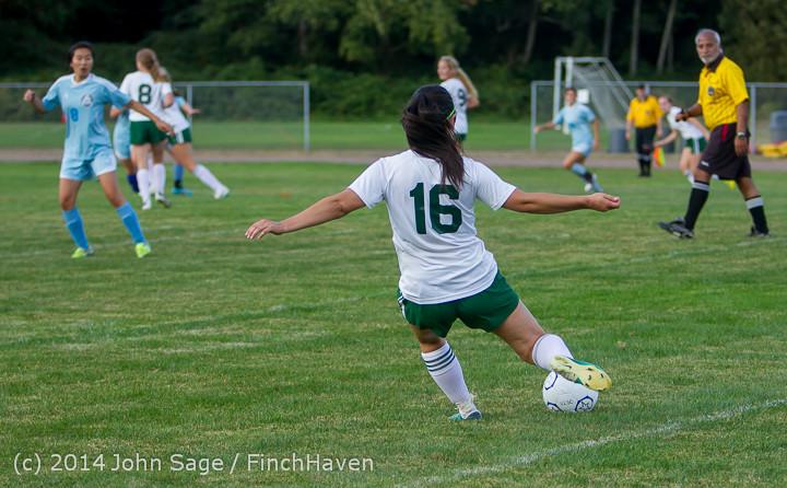 3245 Girls Varsity Soccer v Chief-Sealth 092214