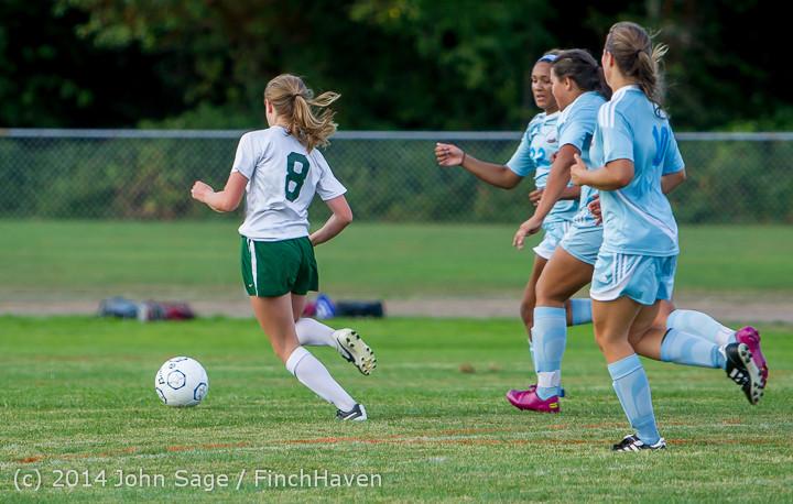 3361 Girls Varsity Soccer v Chief-Sealth 092214