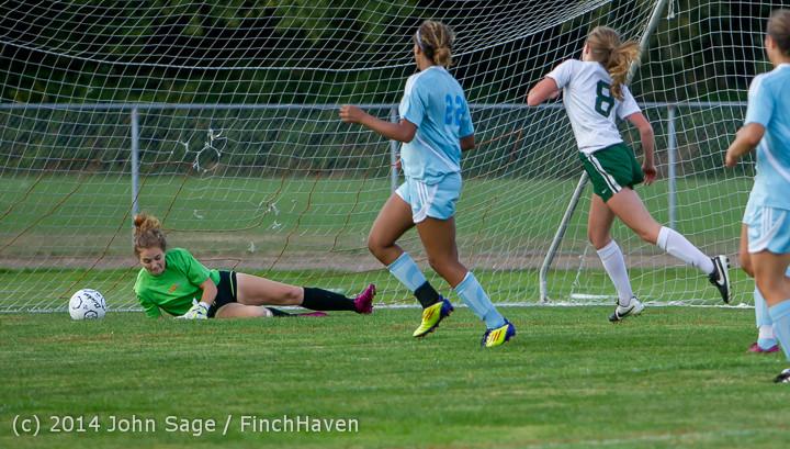 3372 Girls Varsity Soccer v Chief-Sealth 092214
