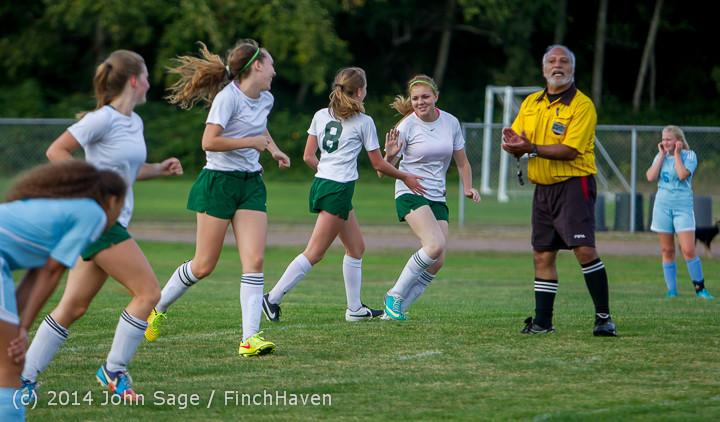 3399 Girls Varsity Soccer v Chief-Sealth 092214