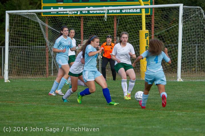 3473 Girls Varsity Soccer v Chief-Sealth 092214