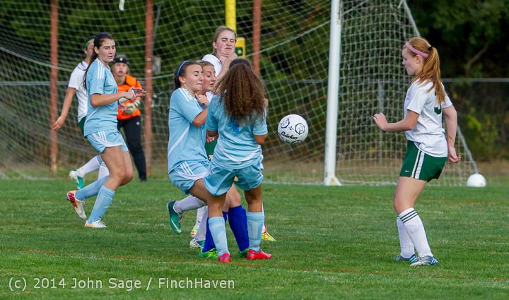 3476 Girls Varsity Soccer v Chief-Sealth 092214