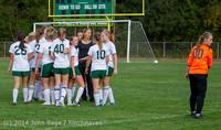 3502 Girls Varsity Soccer v Chief-Sealth 092214