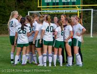 3508 Girls Varsity Soccer v Chief-Sealth 092214