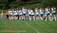 3527 Girls Varsity Soccer v Chief-Sealth 092214