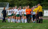 3538 Girls Varsity Soccer v Chief-Sealth 092214