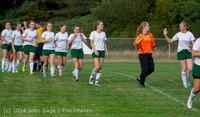 3553 Girls Varsity Soccer v Chief-Sealth 092214
