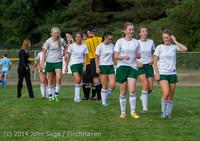3565 Girls Varsity Soccer v Chief-Sealth 092214