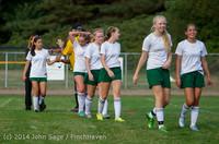 3580 Girls Varsity Soccer v Chief-Sealth 092214