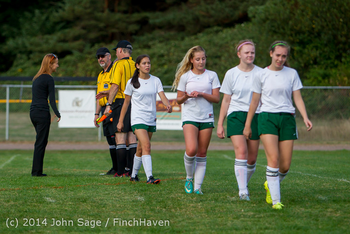 3587 Girls Varsity Soccer v Chief-Sealth 092214
