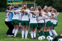 7385 Girls Soccer v Life-Chr 092313