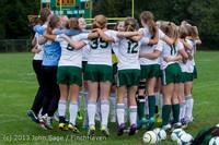 7406 Girls Soccer v Life-Chr 092313